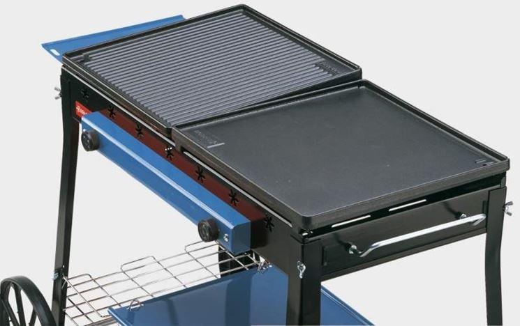 Barbecue a gas pietra lavica barbecue caratteristiche del barbecue a gas - Cucinare con la pietra lavica ...