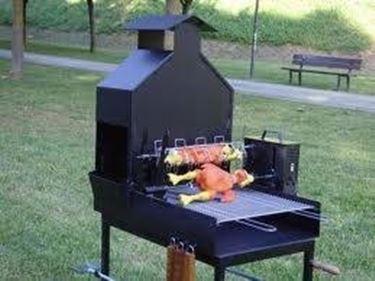 Barbecue da legna