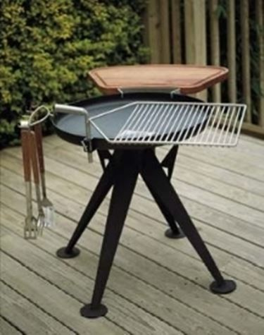 barbecue moderno,
