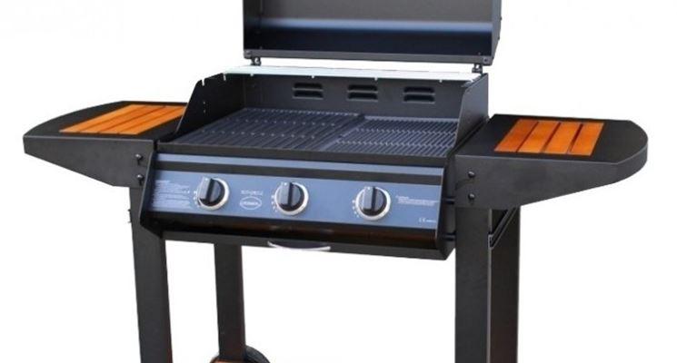 Barbecue da giardino a gas