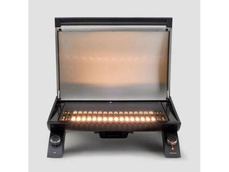 Barbecue da giardino elettrici