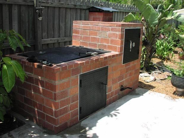 barbecue in muratura barbecue barbecue in muratura per il giardino. Black Bedroom Furniture Sets. Home Design Ideas