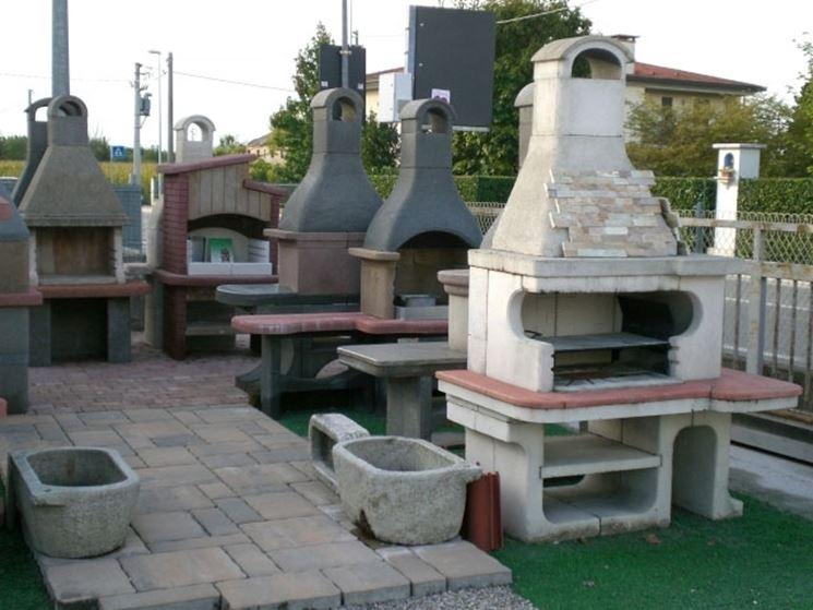 Casa immobiliare accessori prezzi barbecue prefabbricati for Offerte barbecue in muratura