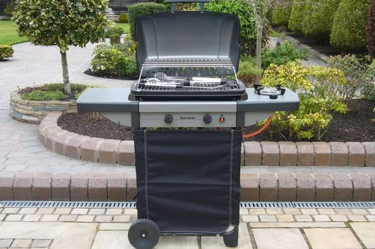 Bombole gas per barbecue barbecue caratteristiche e for Barbecue le roy merlin