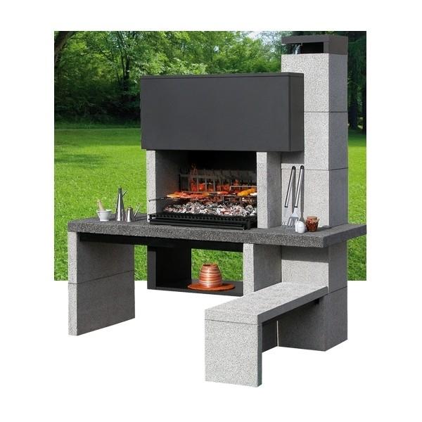 Consigli Per Costruire Il Barbecue In Giardino : Come costruire un barbecue in ferro