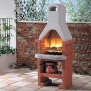 come costruire un barbecue in muratura