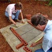 costruire un barbecue