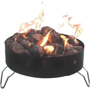fuoco da giardino.