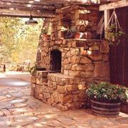 barbecue pietra.