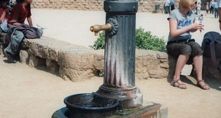 Fontana in ghisa - Fontane - Modelli di fontane in ghisa