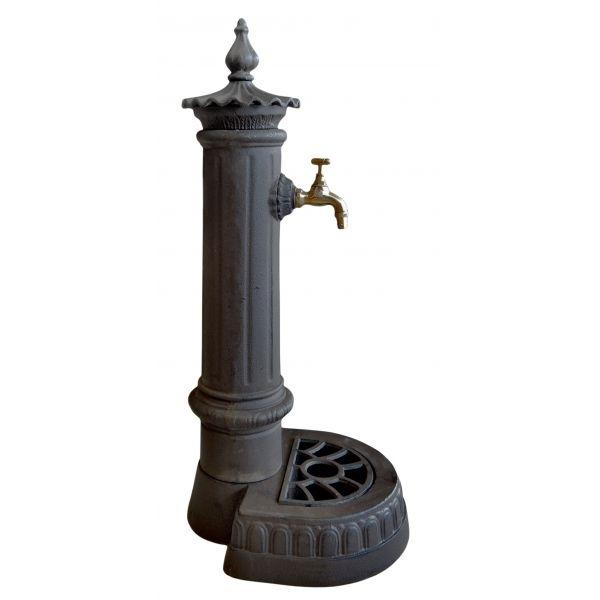 Fontana in ghisa fontane modelli di fontane in ghisa - Fontana a colonna da giardino ...