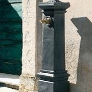 fontana in ghisa