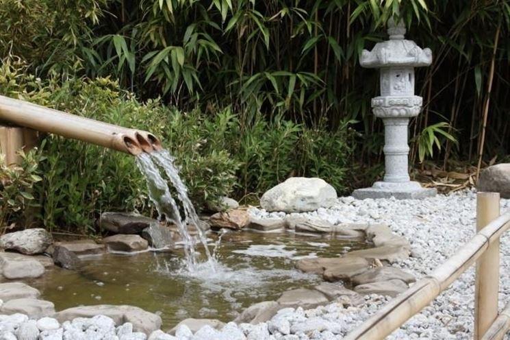 Fontana zen fontane fontana zen giardino - Giardini zen da esterno ...