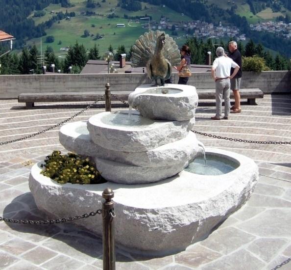 ... - Fontane - Fontane da giardino in pietra - arredamento giardino