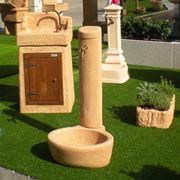 fontane in pietra da giardino