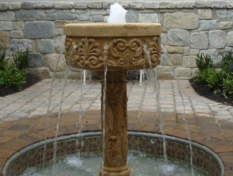 Fontanelle in pietra   fontane   caratteristiche delle fontanelle ...