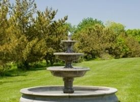 Fontane giardino