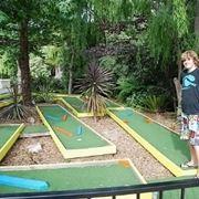 vacanza mini golf