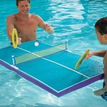 ping pong piscina