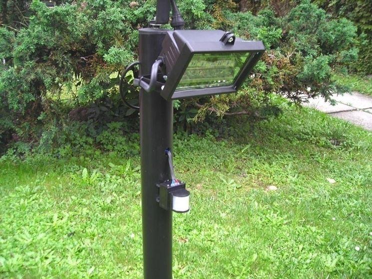 Lampade a energia solare per esterni lampade da giardino da
