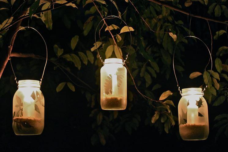 Lanterne fai da te