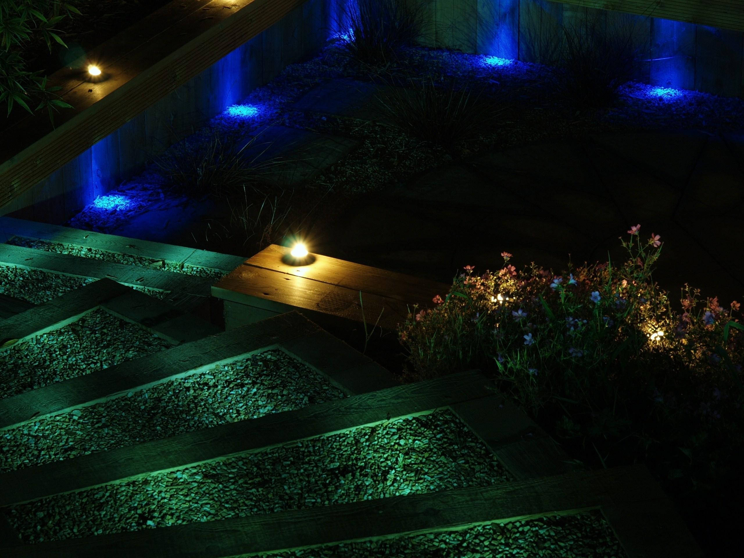 Illuminazione Per Giardini: Lampada da esterno a led per ...