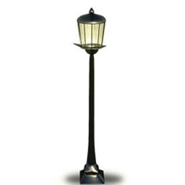 Esempio lampada da giardino