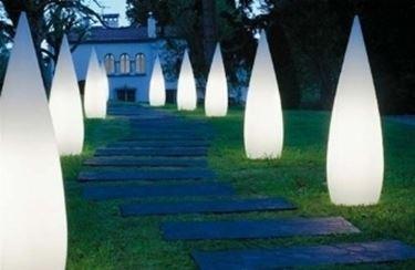 Plafoniere Da Giardino Prezzi : Lampade da giardino illuminazione
