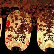 lampade giapponesi meravigliose