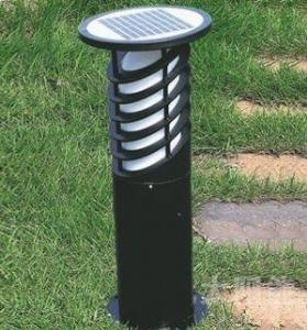 Lampade solari illuminazione giardino - Lampada ad energia solare da esterno ...