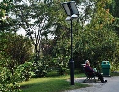 Lampioni da giardino illuminazione giardino for Lampioni da giardino obi