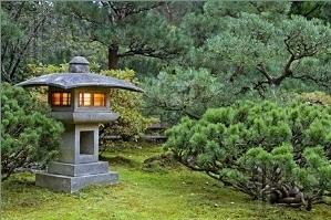 Lanterne giapponesi illuminazione giardino for Lanterne giardino zen
