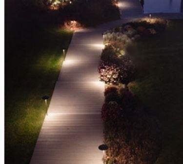 Plafoniere da esterno - Illuminazione giardino