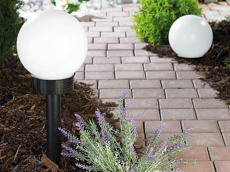 Sensore crepuscolare illuminazione giardino come funziona il