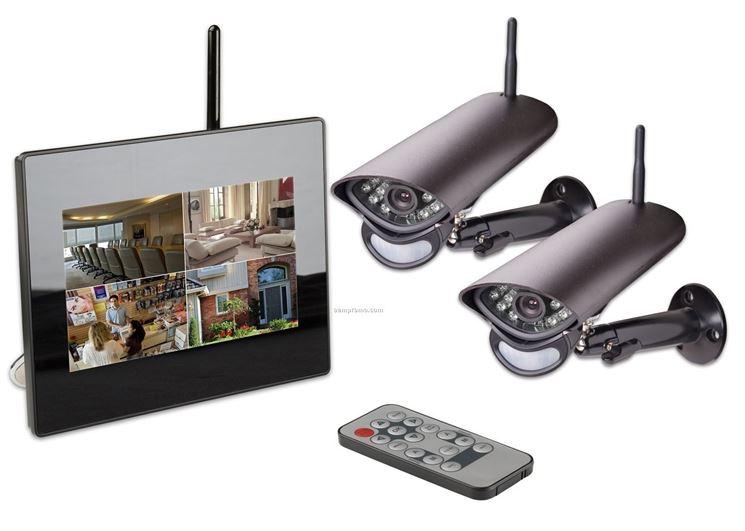 Videosorveglianaza: videosorveglianza senza fili