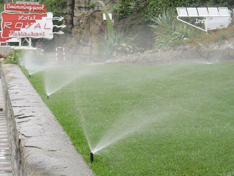 Impianto di irrigazione giardino impianto irrigazione for Sistemi di irrigazione giardino