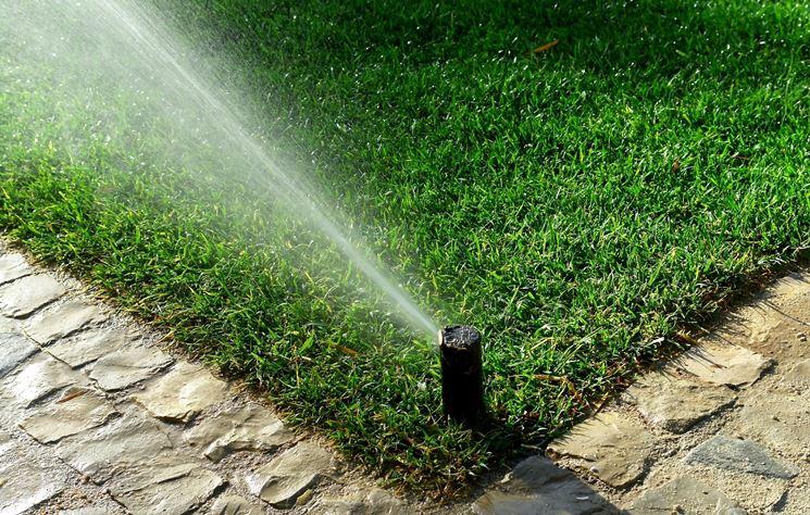 Un pop up angolare per l'irrigazione automatica