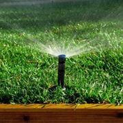 Un augello di irrigazione