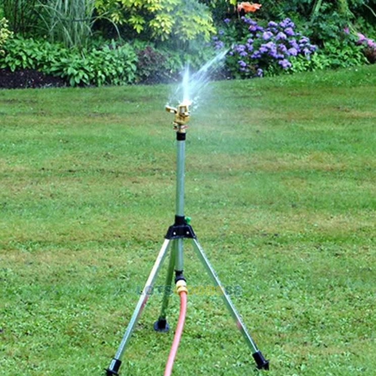 Un irrigatore che non richiede installazione.