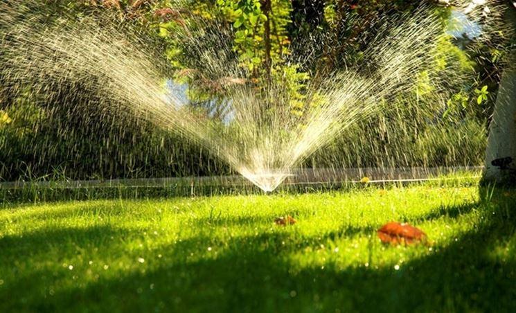 Irrigazione giardini - Impianto irrigazione - Come irrigare il giardino