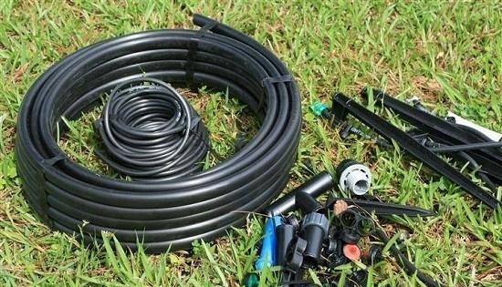 Irrigazione orto impianto irrigazione irrigare l 39 orto - Prezzo tubo irrigazione giardino ...