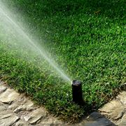 Un esempio di impianto di irrigazione