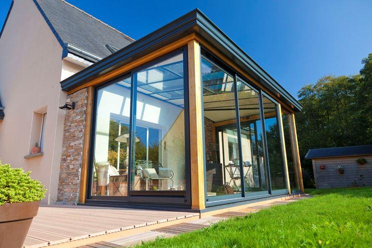 Copertura per verande - Pergole e tettoie da giardino - Verande coperture