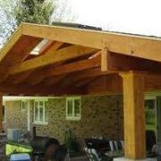 Copertura terrazzo in legno - Pergole e tettoie da giardino - Come ...