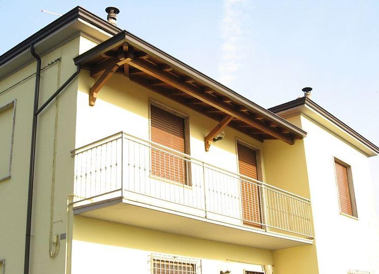 ... per il balcone - Pergole e tettoie da giardino - Coperture balcone