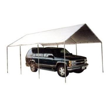 Coperture per auto - Pergole e tettoie da giardino - Caratteristiche delle coperture per auto