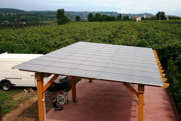 Coperture tettoie esterne 28 images iacotende tettoie in legno e pergole le migliori - Coperture per tettoie esterne ...