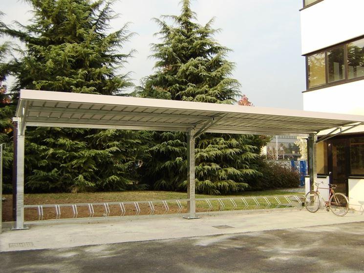 Coperture per tettoie - Pergole e tettoie da giardino - Tettoie coperture