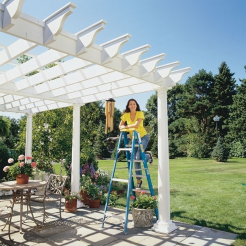 Pergolati fai da te - Pergole e tettoie da giardino