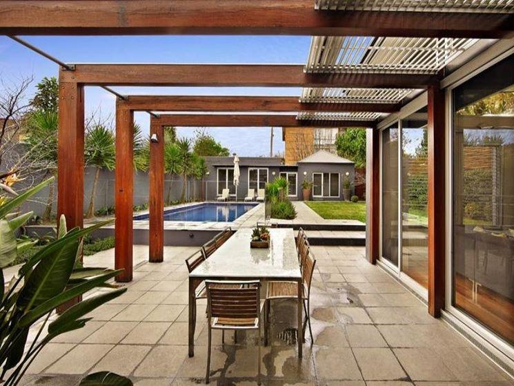 Pergolato pergole e tettoie da giardino caratteristiche pergolato
